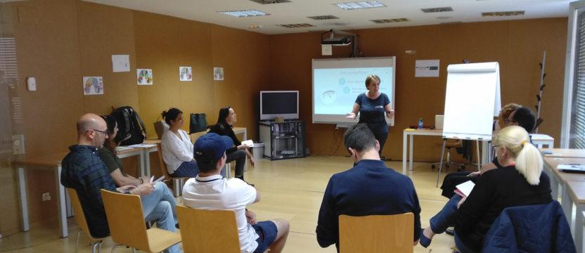 Jornada de talleres prácticos gratuitos destinados a personas emprendedoras