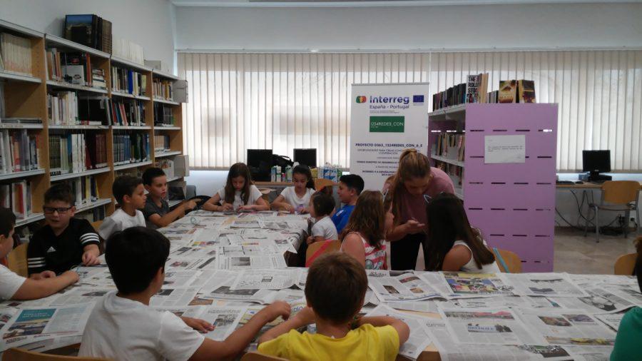 Vacaciones en las bibliotecas cordobesas con las actividades promovidas desde el proyecto 1234 Redes
