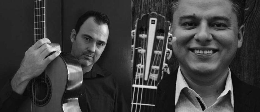 Concierto del ciclo «Latinoamérica en seis cuerdas» en la Fundación Antonio Gala