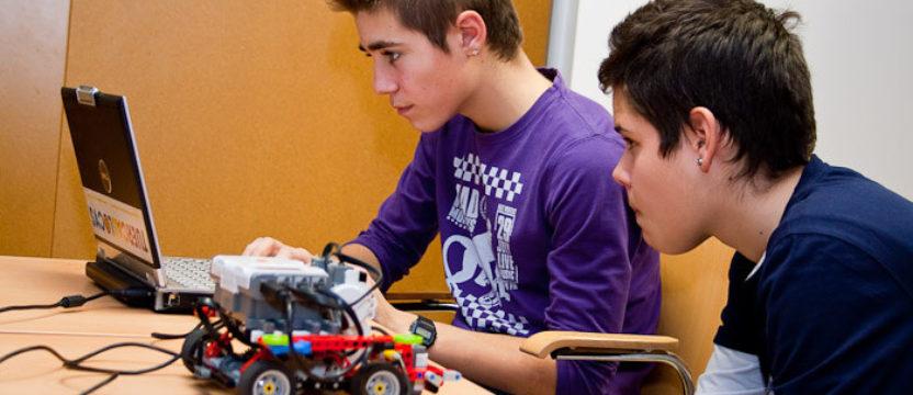 Robótica Educativa en Peñaranda de Bracamonte