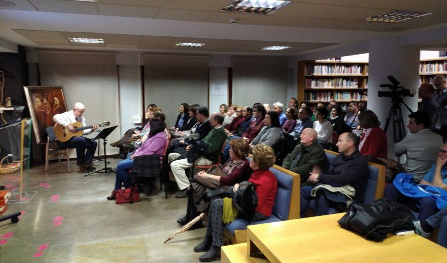 Los Fundamentales vuelven a la biblioteca de Peñaranda