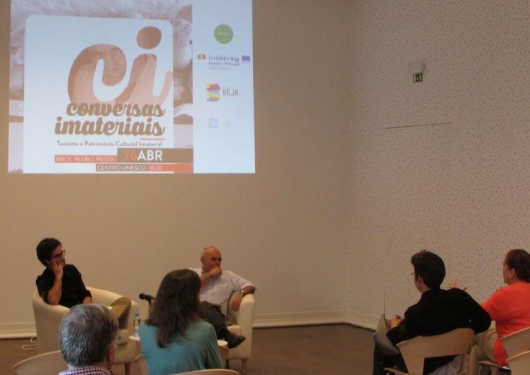 Conversas Imateriais. Turismo e Património Cultural Imaterial