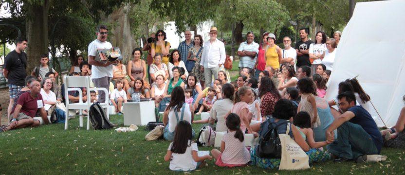 Palavras Andarilhas, o el encuentro con las historias en Beja