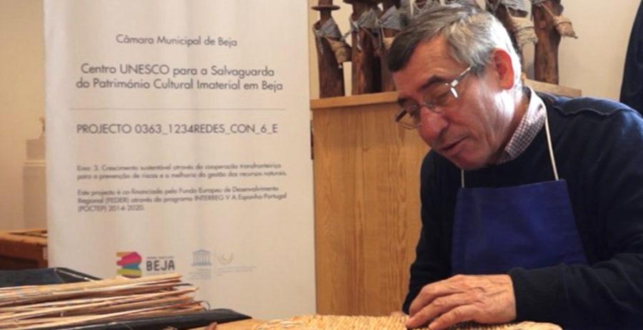 Puesta en valor de las artes y oficios tradicionales de Beja, una propuesta que incentiva el intercambio intergeneracional en torno al patrimonio cultural