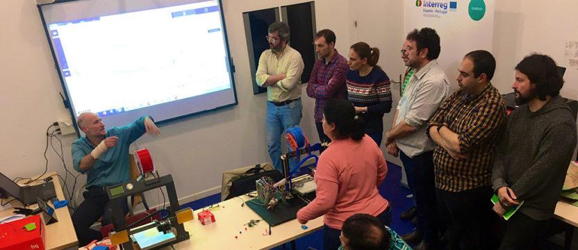 Programa formativo para profesorado sobre Espacios Maker, una apuesta de 1234Redes para atraer audiencias jóvenes a los centros bibliotecarios