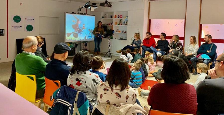 Casas Lectoras aporta innovaciones al programa conjunto de FSGR, Beja y Castelo