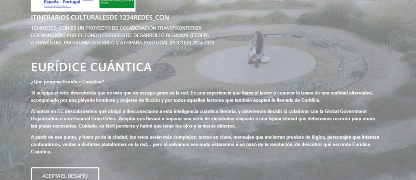 Itinerarios Culturales de 1234Redes, una experiencia interactiva para el descubrimiento